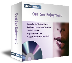 Oral Sex Enjoyment Subliminal Cd