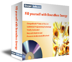 Boundless Energy Subliminal Cd