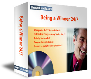Being A Winner 24/7 Subliminal Cd