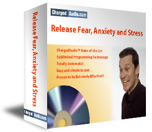Release Fear Anxiety And Stress Subliminal Cd