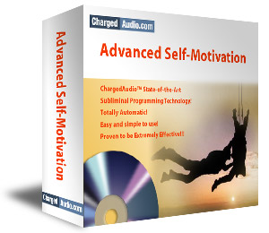 Self-Motivation Subliminal Cd