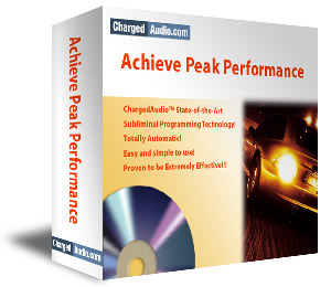 Peak Performance Subliminal Cd
