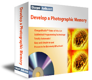 Photographic Memory Subliminal Cd