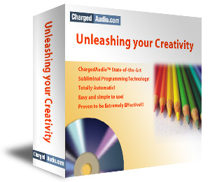 Unleash Your Creativity Subliminal Cd