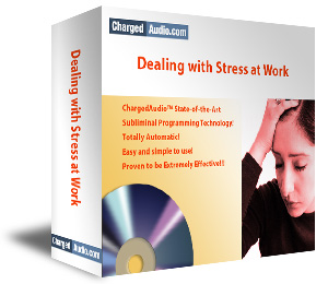 Dealing with Stress at Work Subliminal Cd