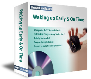 Waking Up Early | Subliminal Cd