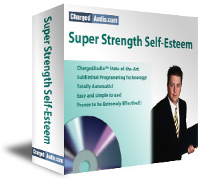Build Self-Esteem Subliminal Cd