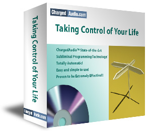 Taking Control of Your Life Subliminal Cd