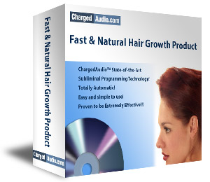 Fast Hair Growth Subliminal Cd