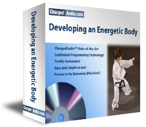 Energetic Body Subliminal Cd