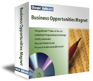 Opportunities Magnet Subliminal Cd