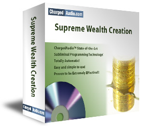 Wealth Creation Subliminal Cd