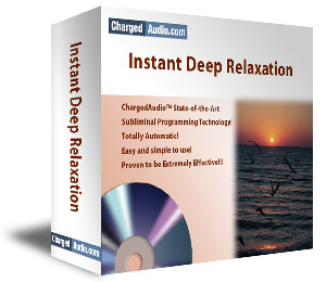Instant Deep Relaxation Subliminal Cd