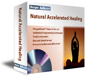 Natural Healing Subliminal Cd