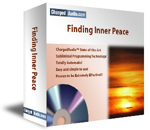 Finding Inner Peace Subliminal Cd