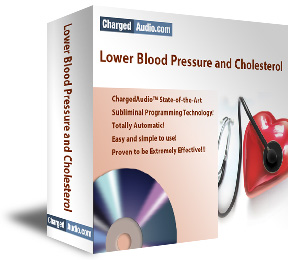 Lower Blood Pressure and Cholesterol Subliminal Cd