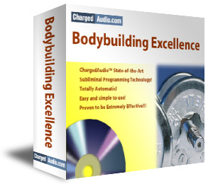 Body Building Excellence Subliminal Cd