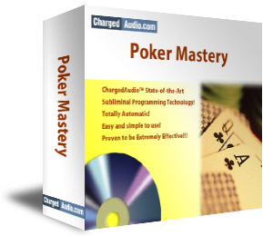 Poker Mastery Subliminal Cd