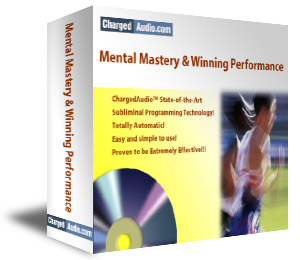 Winning Performance Subliminal Cd