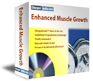 Enhanced Muscle Growth Subliminal Cd