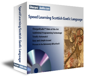 Speed Learning Scottish Gaelic Language | Subliminal Cd